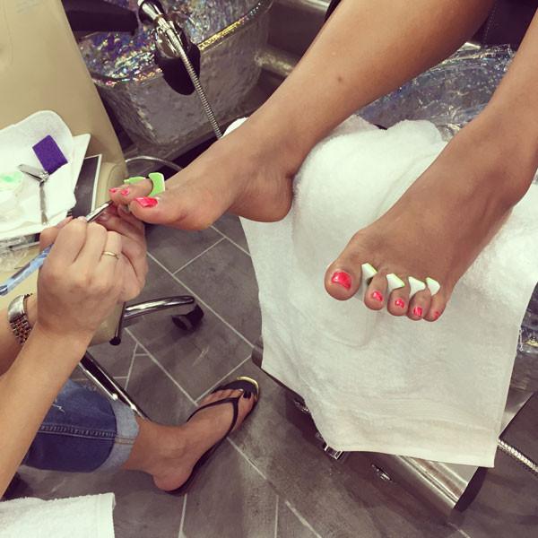 Atlanta Nail Salon Parties, Pedicure Parties, Manicure Parties