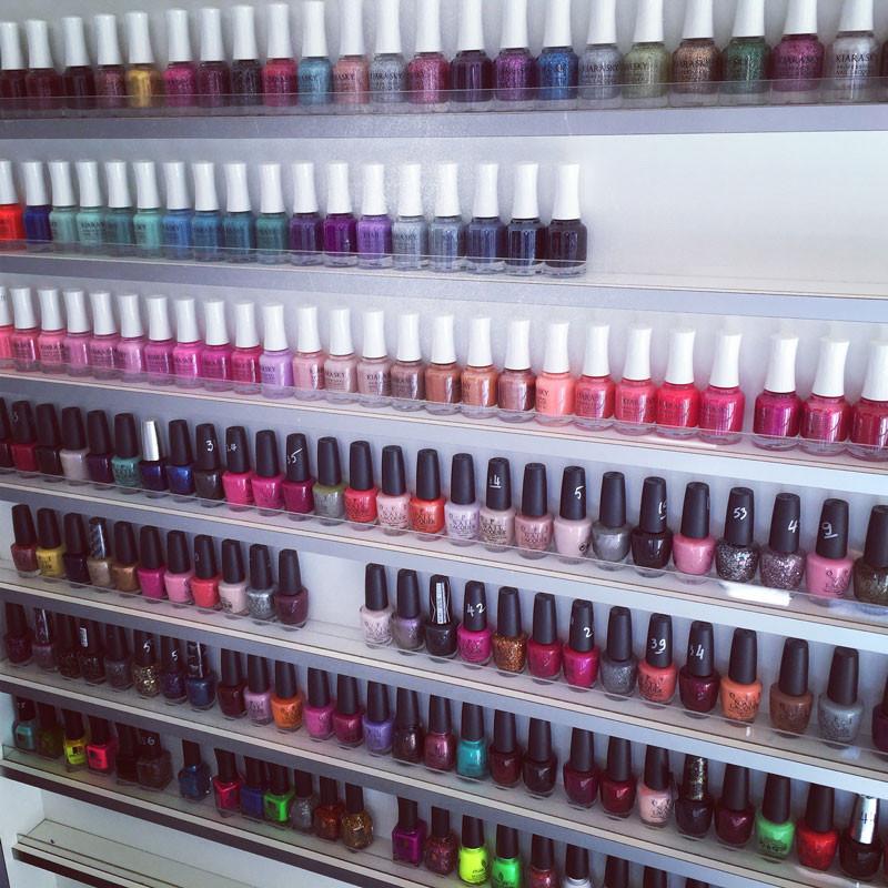 atlanta-nail-salon-polish-colors - Treat Your Nails