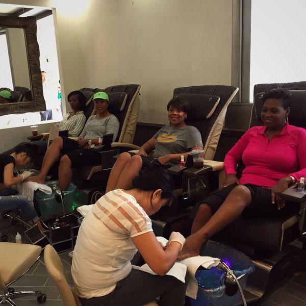 Nail Spa Salon Atlanta Ga