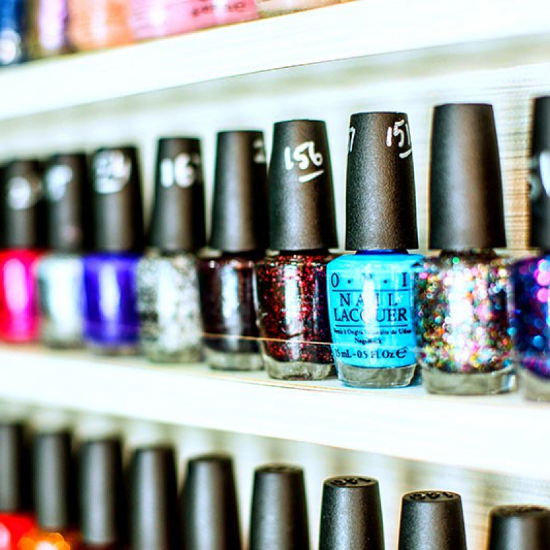 Treat Your Nails Salon (Doraville, GA) Nail Polish Colors