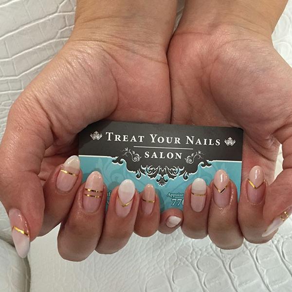Nail Design at Treat Your Nails, Atlanta Luxury Nail Salon