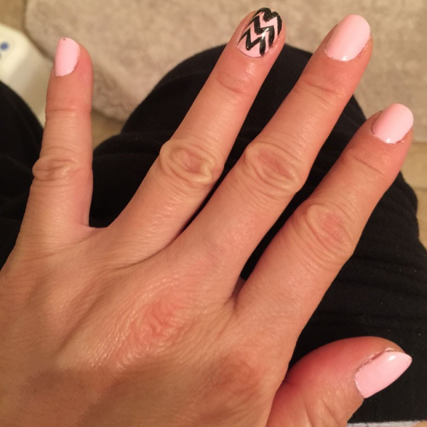 Nail Design at Treat Your Nails Salon on Buford Hwy in Doraville, GA