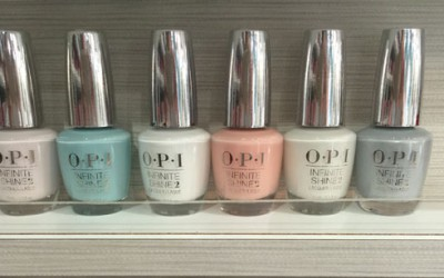 OPI Inifinte Shine Collection